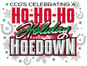 2017 Holiday Parade logo for CCG shirts