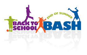 Back to school end of summer bash