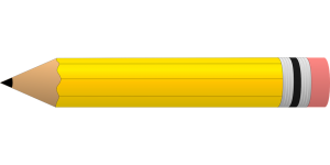 Giant Pencil clipart