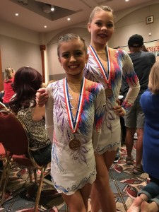 Level 6 Pair Nationals