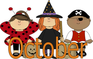 OCtober Theme word