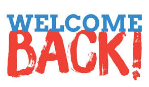 Welcome Back images