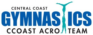 New CCoast Acro logo