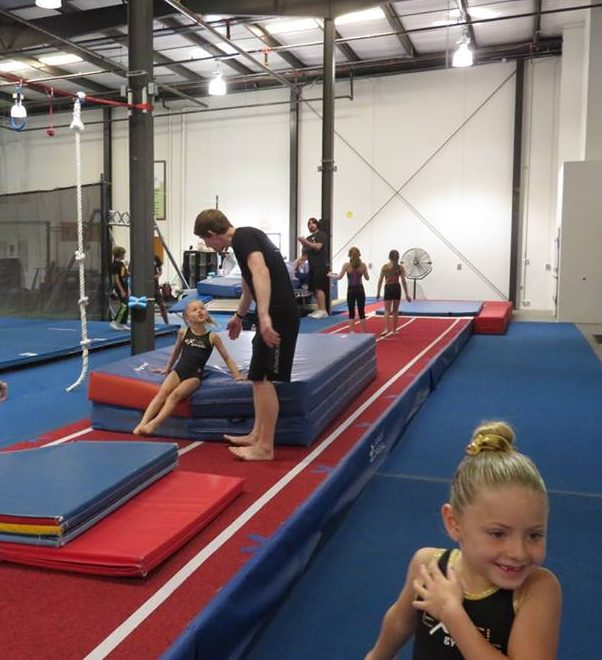 2017 PEAK tumbling with casey