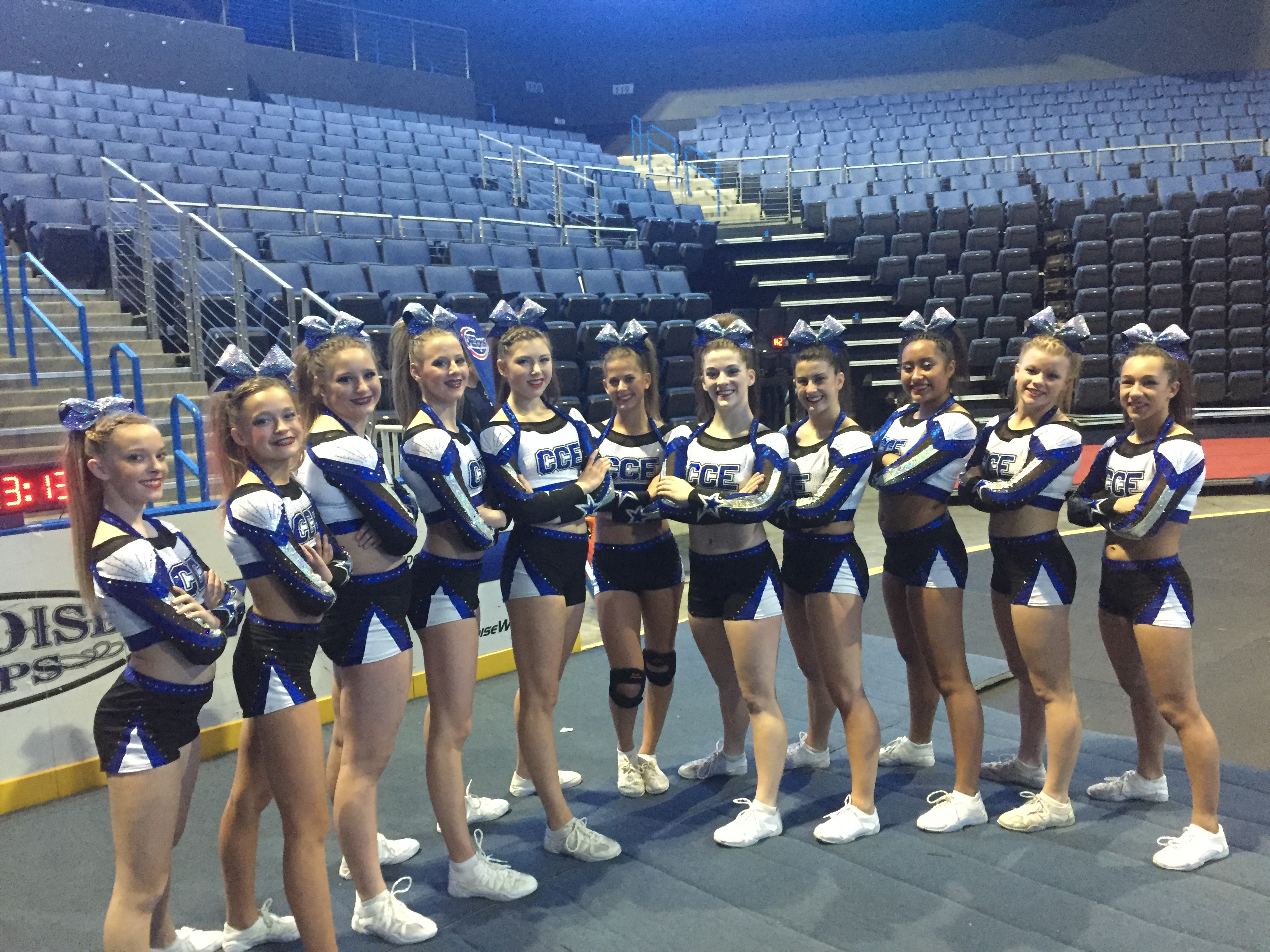level three gymnastics meet scores peak athletics highlands