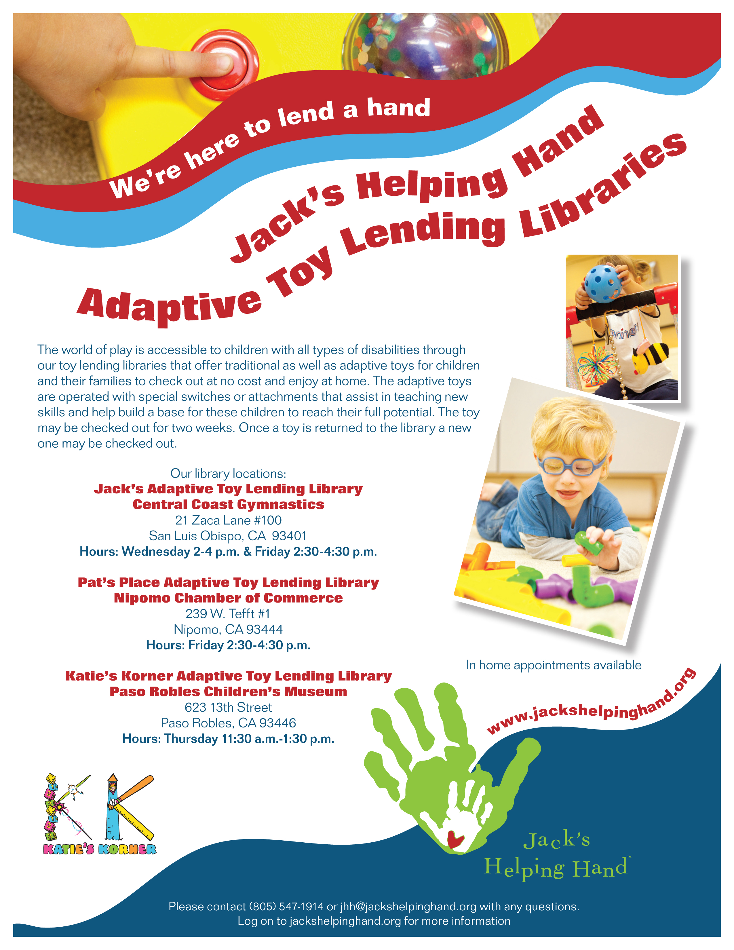JHH Toy Lending Library Flyer-1