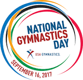 National Gym Day Logo 2017