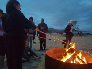 2018 PEAK BonFire Smore and Fire pit FUN