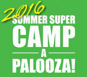 Summer Camp 2016 logo
