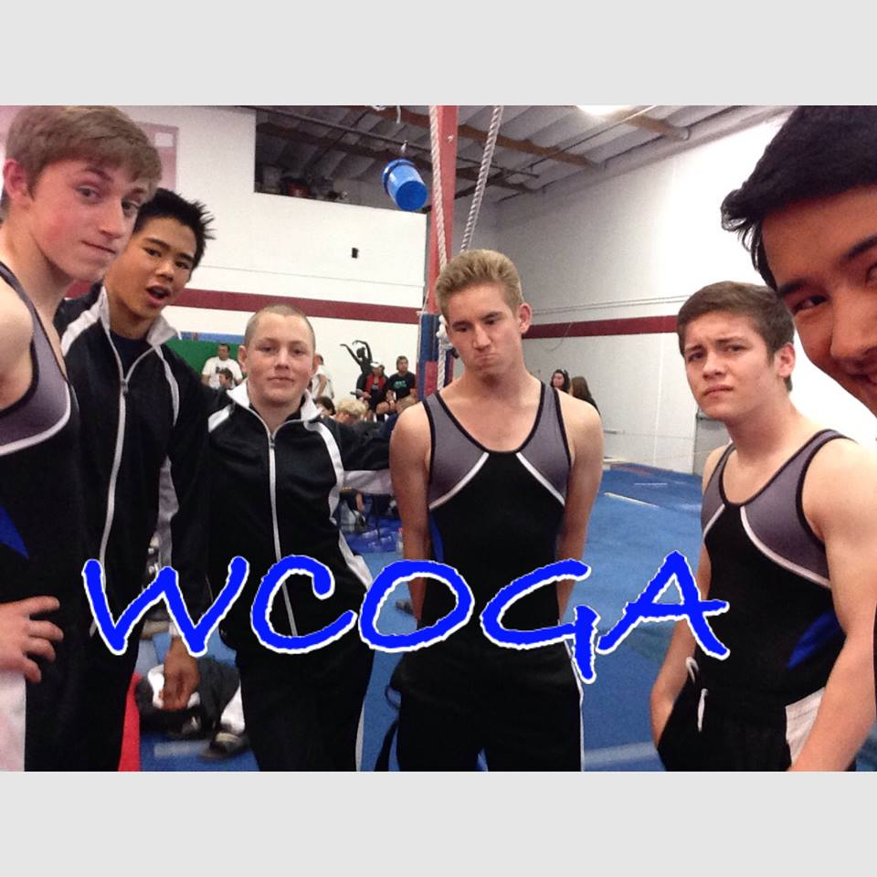 boys opt team WCOGA