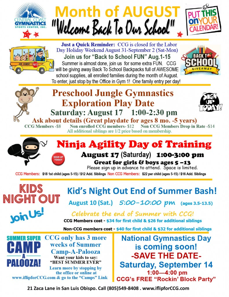 August2019-events