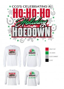 2017 Holiday Parade Tee