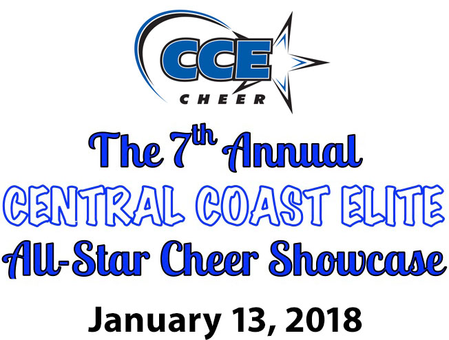 CCE All Star Cheer Showcase